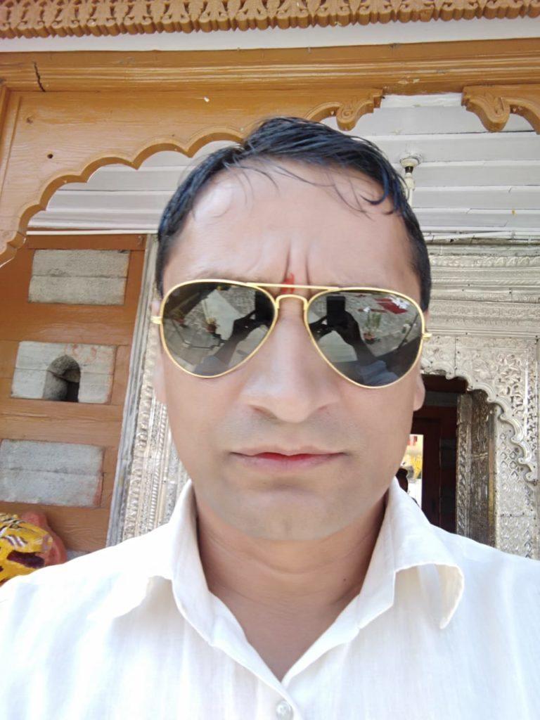 हिमाचल प्रदेश ड्रॉप रोबॉल के सचिव गोविंद सिंह चाइंक को भारतीय ड्रॉप रोबॉल संघ मे संयुक्त सचिव नियुक्त किया गया
